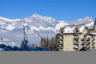 Saint gervais, Résidence Vacances Mont-Blanc Le Grand Panorama