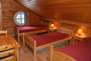 Apartment holiday in Chalet de l'Arbaron