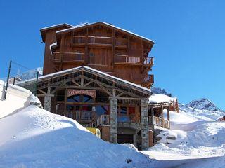 Apartamentos vacaciones en Chalets des neiges Hermine