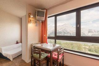 Puy saint vincent, Résidence Cortina