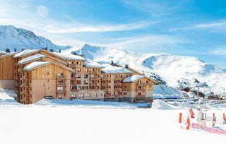 Apartment holiday in Residence Prestige Odalys Front de neige Plagne Village