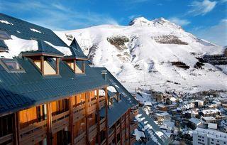Les 2 alpes, Résidence Goélia Les Balcons du Soleil