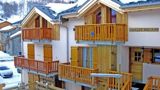 Apartment holiday in Chalet Mil Ans