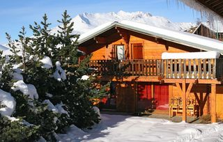 Apartment holiday in Chalet Soleil d'Hiver