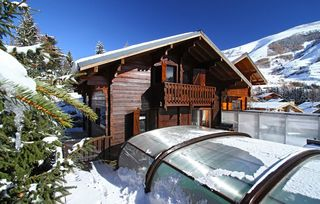 Apartment holiday in Chalet Le Ponton