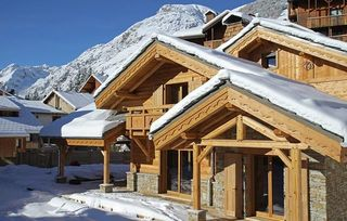 Apartment holiday in Chalet Prestige Lodge