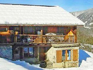 Apartamentos vacaciones en Chalet Grand Massif