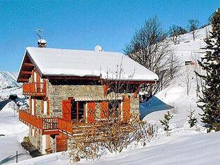 Apartment holiday in Chalet Flocon de Belleville