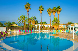 Holiday villages in Camping Tohapi Le Neptune