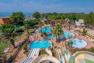 Holiday villages in Camping Sunissim Le Petit Mousse