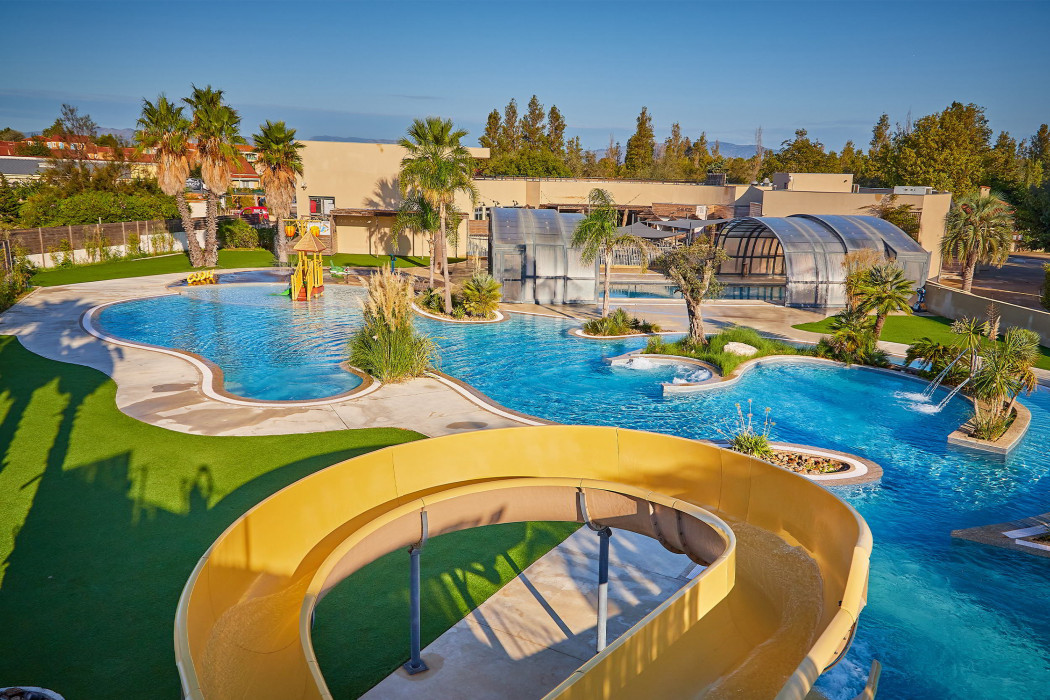 Holiday villages in Camping Tohapi Les Dunes