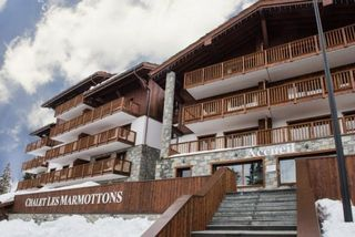 Apartment holiday in Residence CGH Les Marmottons