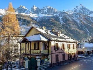 Chamonix, Chalet Suisse