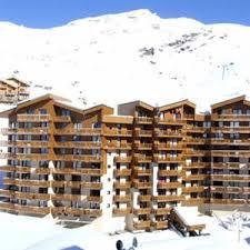 Val thorens, Résidence Roche Blanche