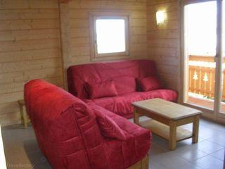 Apartment holiday in Chalets Le Hameau des Cimes