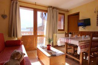 Apartamentos vacaciones en Les Chalets des Balcons