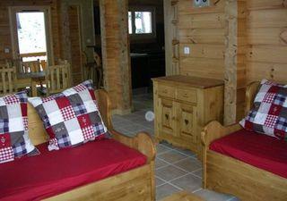 Apartment holiday in Les Chalets de l'Eden