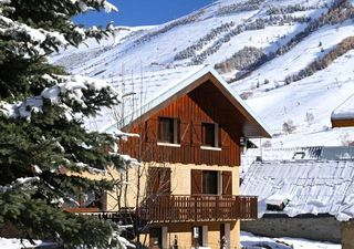 Apartamentos vacaciones en Grand chalet Alpina