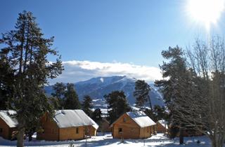 Apartment holiday in Village Huttopia Font-Romeu