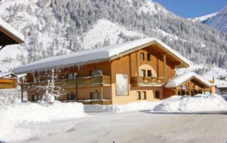 Pralognan, Résidence Alpes Roc