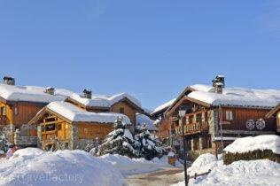 Holiday villages in VVF Villages Le Balcon du Mont Blanc Montchavin La Plagne