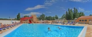 Camping Le Roussillon - Saint cyprien -