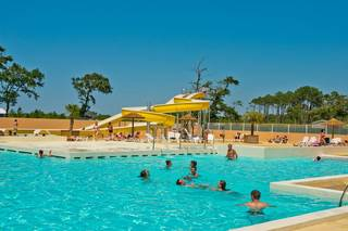 Camping Les Oyats - Seignosse -