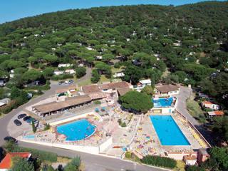 Camping Parc Saint James Montana - Gassin -