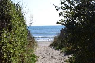 Location Vias plage