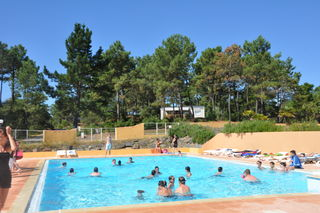 Apartment holiday in Camping Le Domaine des Pins
