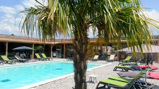 Camping Les Lodges en Provence Richerenches
