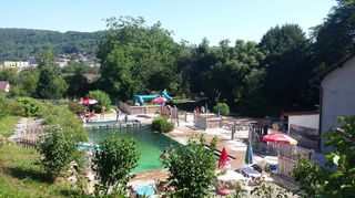 Camping Le Domaine Le Chanet
