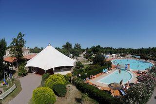 Camping Vigna Sul Mar Lido di Pomposa - Emilie romagne -