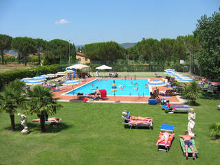 Offre commune camping - Ombrie