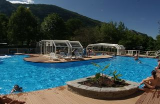 Camping Les Fontaines Lathuile