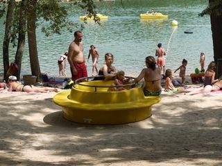 Camping Le Lac de Neufont