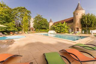 Camping Castel Le Petit Trianon