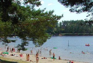 Camping du Lac Marcillac