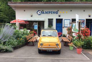Offre commune camping - Vittel