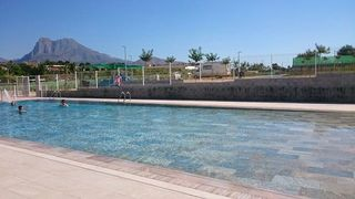 Offre commune camping - Alicante