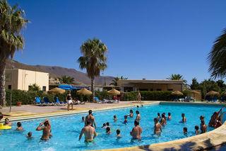 Offre commune camping - Nijar