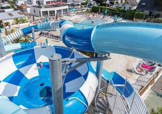 Holiday villages in Camping Les Menhirs