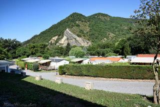 Digne les bains, Camping Le Bourg