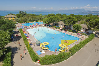 Camping Cisano / San Vito à Cisano di Bardolino - Vénétie -