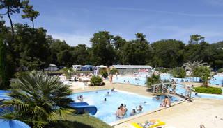 Club de plein air Le Logis - Saint palais sur mer -