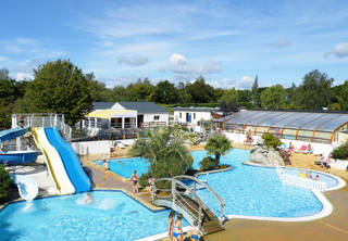 Camping La Piscine - Fouesnant -
