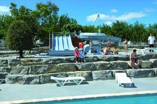 Camping Aluna Vacances - Ruoms -