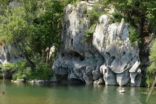 Camping Le Ranc Davaine - Ruoms -