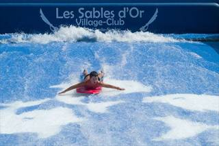 Camping Sables d'or