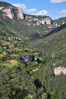 Camping Le Capelan - Meyrueis -